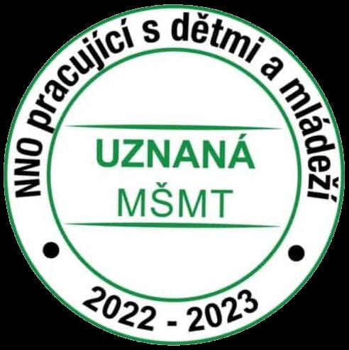 Ocenění MŠMT získané pro roky 2022 - 2023.